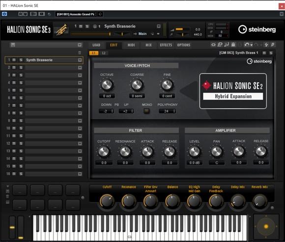Hybrid/Pro/Artist/Basic