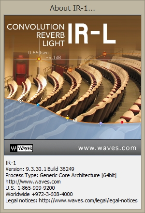 WAVES IR-1