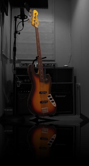 FenderJapan JazzBass'62 フレットレス