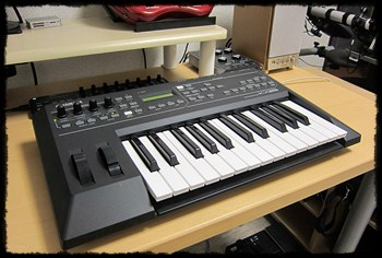 YAMAHA KX25 USB MIDIキーボード