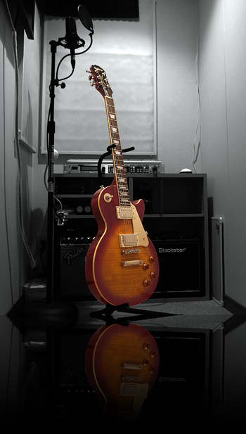 Epiphone Les Paul Standard Plus-Top Heritage Cherry Sunburst