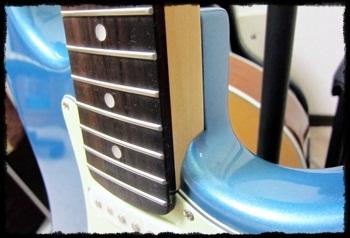 ギターメンテナンス