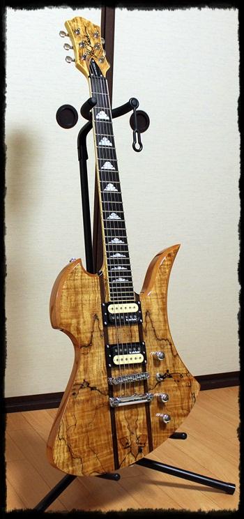 エレクトリックギター モッキンバード