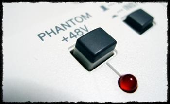 AUDIOGRAM3 ファントムスイッチ