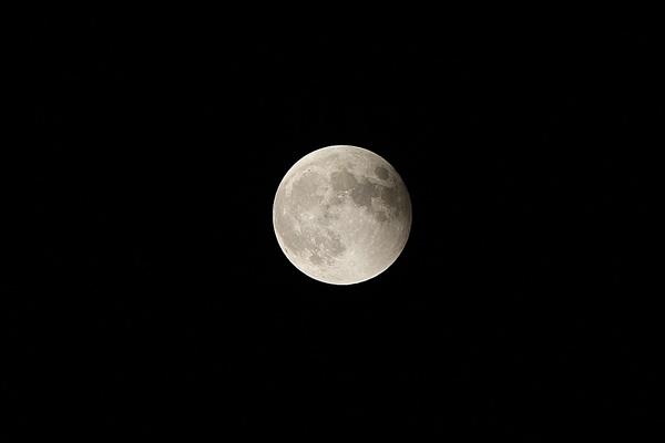 皆既月食 2014/10/08