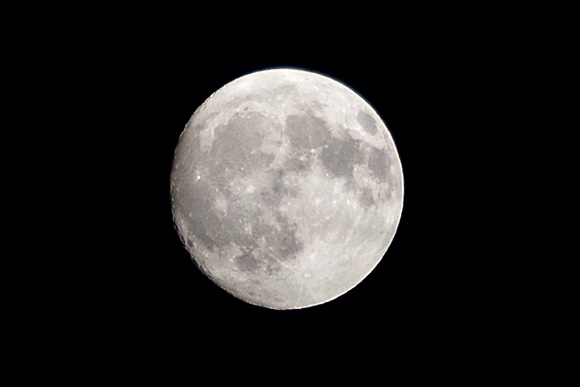 中潮の月 PENTAX K-S2