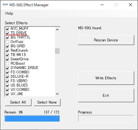 MS-50G
