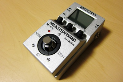 ZOOM MS-50G V2.0