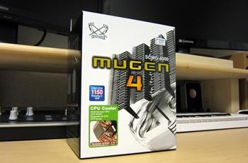 CPUクーラー MUGEN4