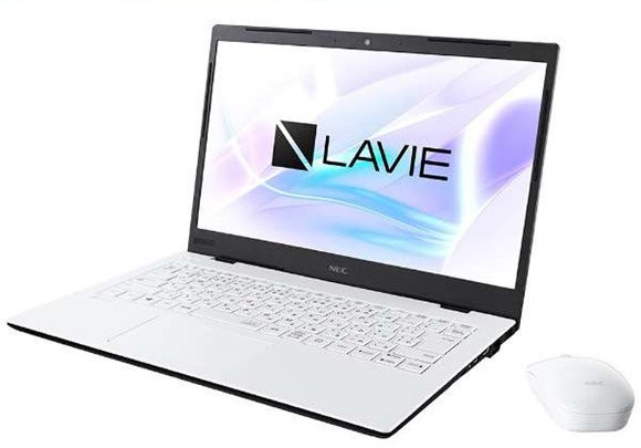 NEC LAVIE Home MobilePC-HM350PAW8