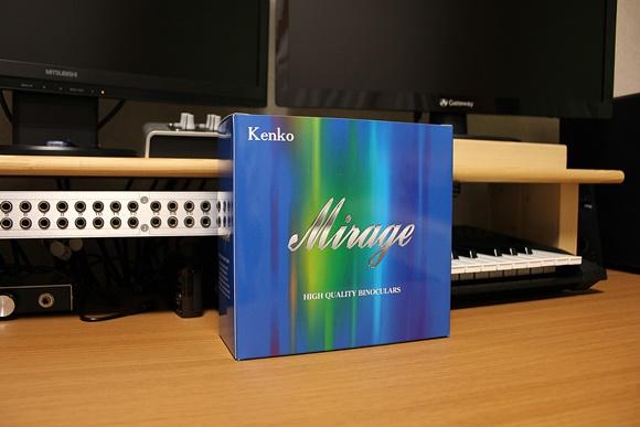 双眼鏡 Kenko New Mirage 7×50
