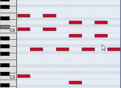 Cubaseの使い方 ピアノ入力