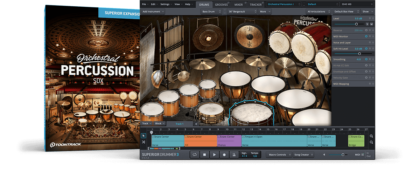 SDX SOUND EXPANSIONS ORCHESTRAL PERCUSSION