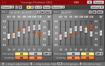 Voxengo Overtone GE