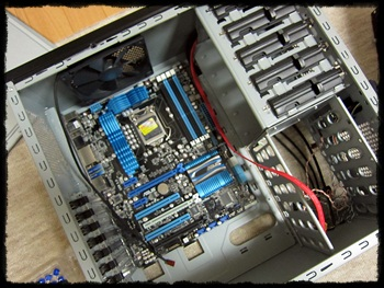ASUS P8Z68-V マザーボード