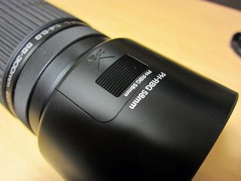 ペンタックス レンズフード PH-RBG58