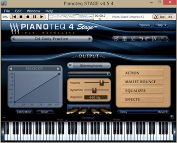 MODARTT PIANOTEQ 4 STAGE