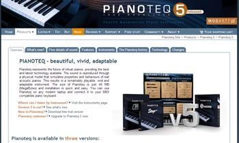 Pianoteq 5