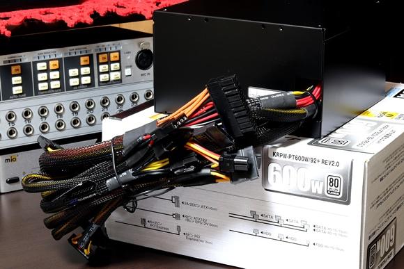 KRPW-PT600W/92+ REV2.0