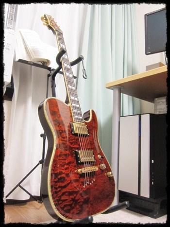 シェクター エレキギター
