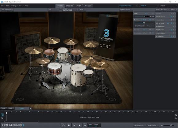 Superior Drummer3.0