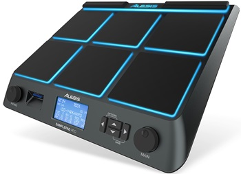 Percussion Pad With Onboard Sound Storage SAMPLEPAD PRO