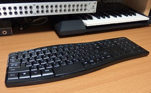 マイクロソフト スカルプト コンフォート キーボード