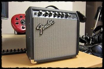 フェンダージャパン ギターアンプ SD-15