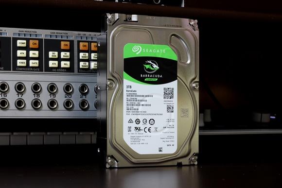 SEAGATE BarraCuda ST3000DM008 3TB