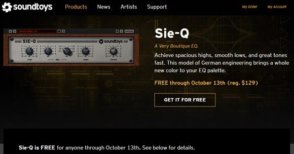 Soundtoys SIE-Q