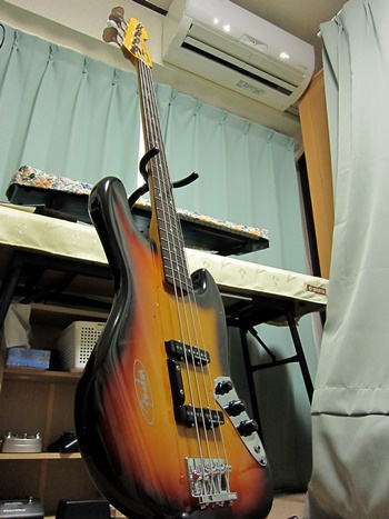 FenderJapan JazzBass'62