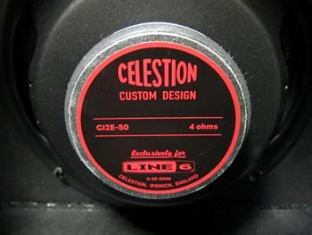 Custom Celestion
