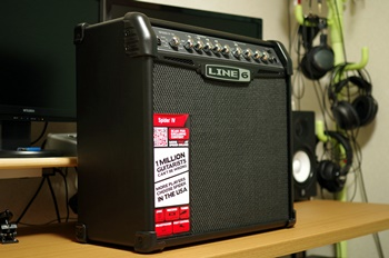 ライン6ギターアンプ Spider IV 30