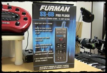 FURMAN(ファーマン)パワーディストリビューター SS-6B