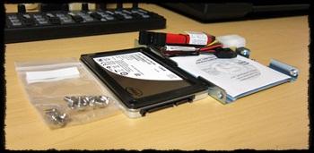 インテル SSD 520