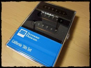 Seymour Duncan Vintage Staggered SSL-1