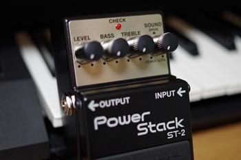 BOSS Power Stack ST-2