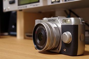 PENTAX Q10 STANDARD PRIME