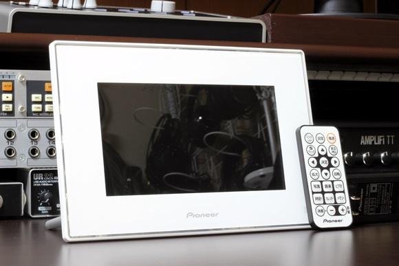 デジタルフォトフレーム HF-T750