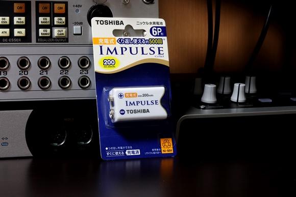 TOSHIBA IMPULSE 6TNH22A