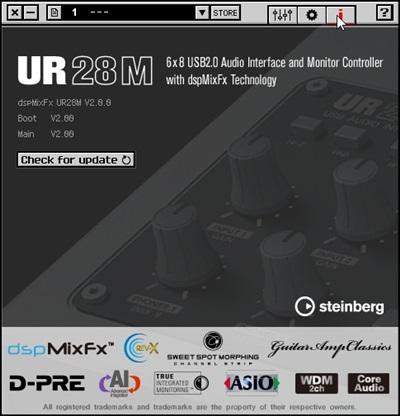 UR28M V2