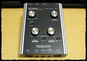 TASCAM US-122MKⅡ