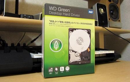 WD Green 3TB