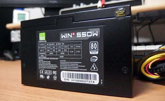 Win+ 550W