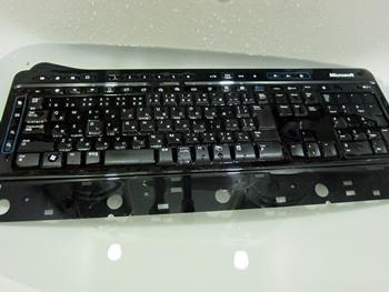 マイクロソフト ワイヤレスキーボード3000