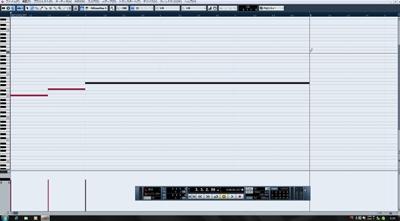 Cubaseの使い方 MIDI入力