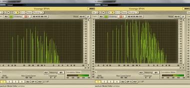 ギター Em 原音とアンプサウンドの比較