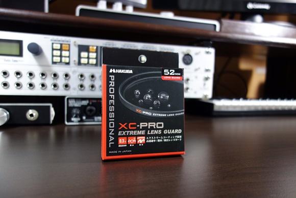 ハクバ XC-PRO エクストリーム レンズガード フィルター