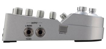 アコースティックギター用マルチエフェクター