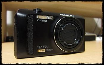 CASIO EX-ZR200